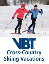 VBT ski tours