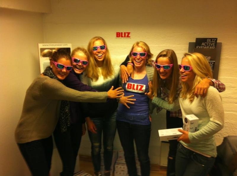Norwegian Biathletes & Bliz