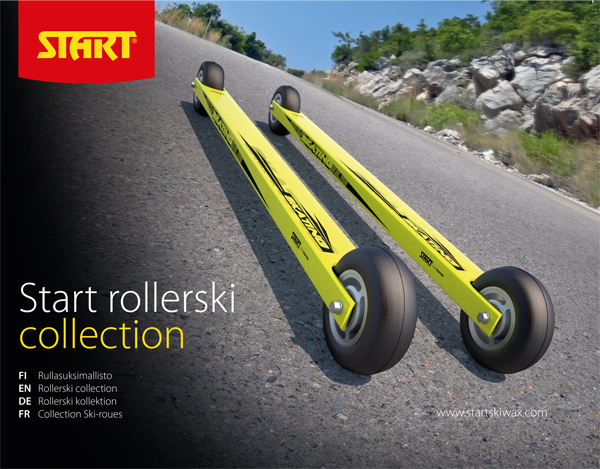 Start Rollerskis