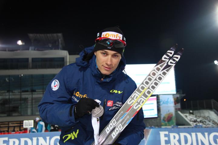 Alex Boeuf Silver