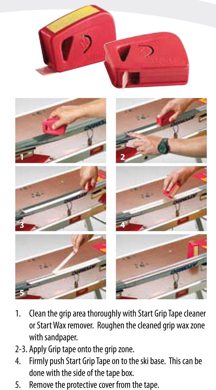 start grip tape application