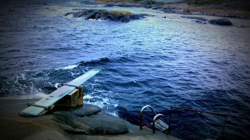 Karingon Diving Board