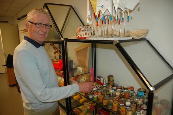 Jukka and Wax Collection