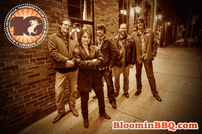 Bloomin' BBQ and Bluegrass Fest