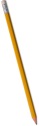 pencil diagonal