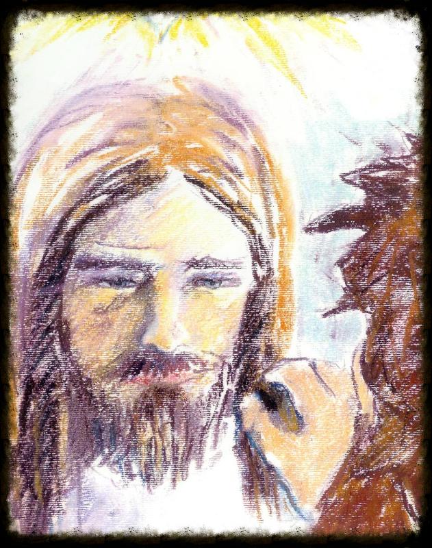 Jesus & John the Baptixt