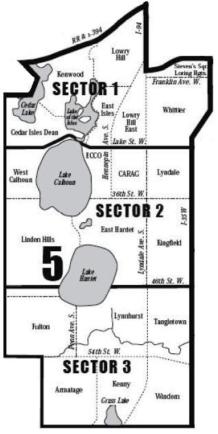 5th Precinct Spotlight: Issue 1