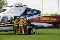 Trauma Hawk Palm Beach County