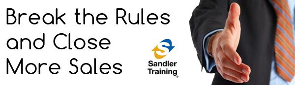 Sandler sales training
