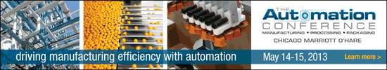 Automation Conference 2013