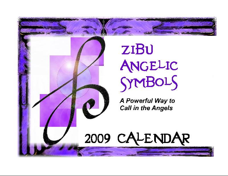 Zibu Angelic Symbols And Their Meanings 2009 calendarZibu Angelic Symbols And Their Meanings