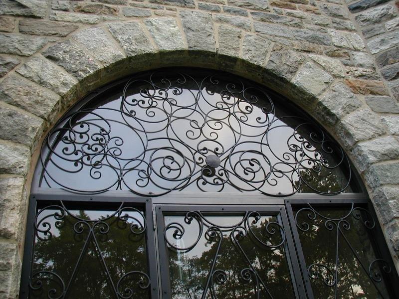Window Guard; closeup