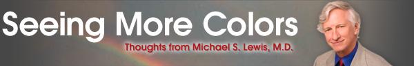 Michael S. Lewis, M.D. Newsletter Header