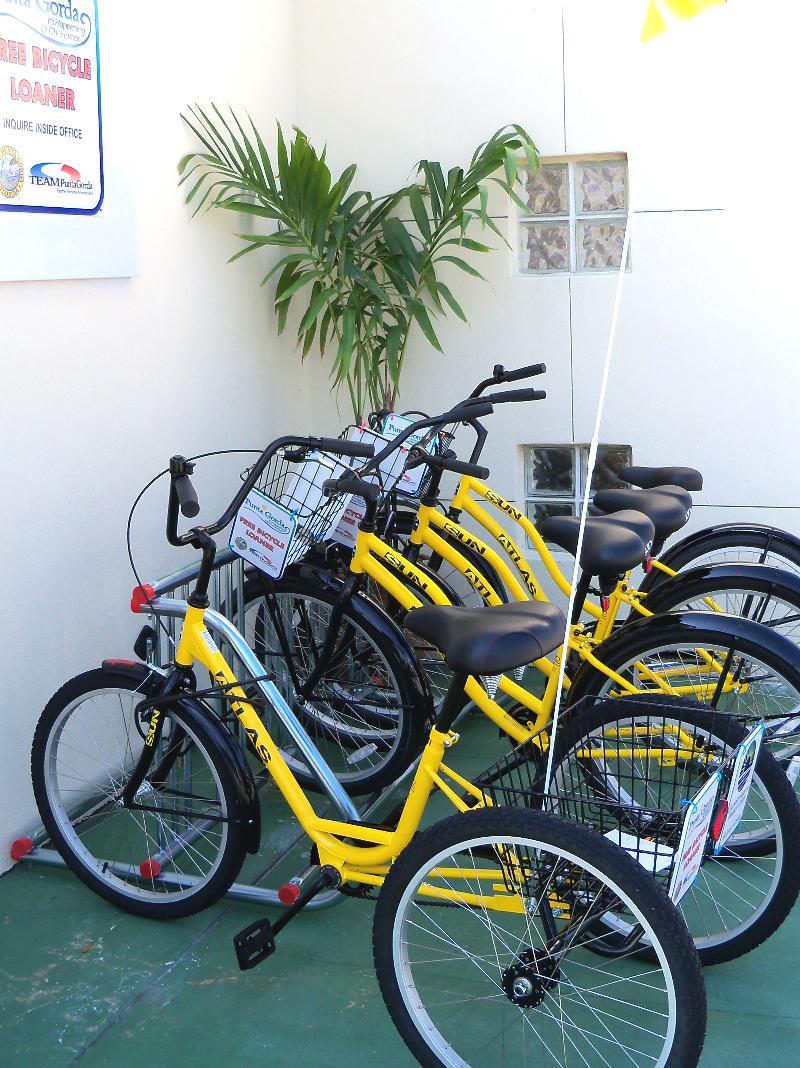 Loaner Bikes