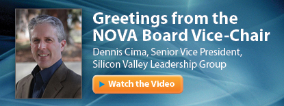 Greetings from the NOVA Board