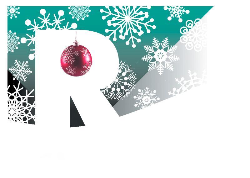 Rieker Christmas Logo 2