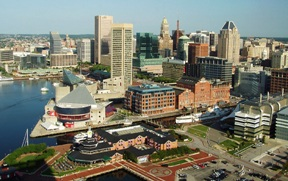 Downtown Baltimore, MD