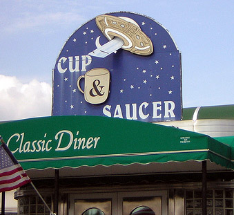 Cup and Saucer Diner