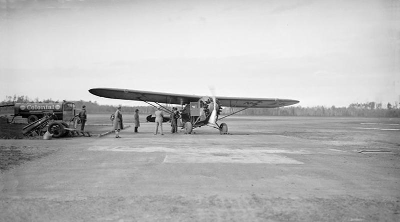 Albany Airport 1928