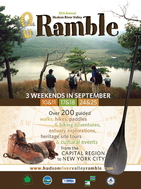 2011 Ramble Cover
