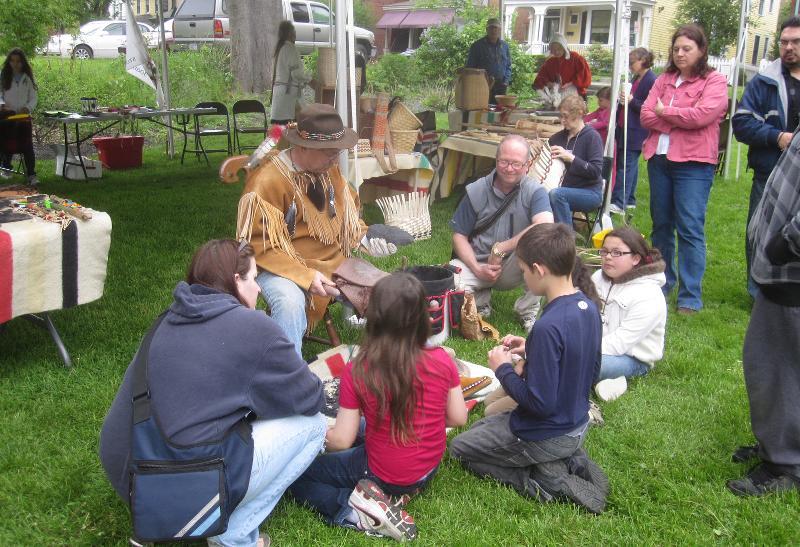 Aarowhead Teaching at Crailo