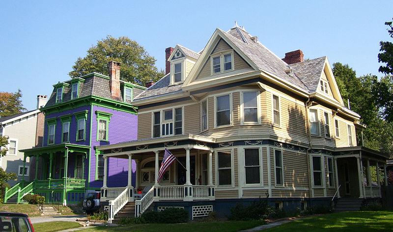 Poughkeepsie - Academy Street