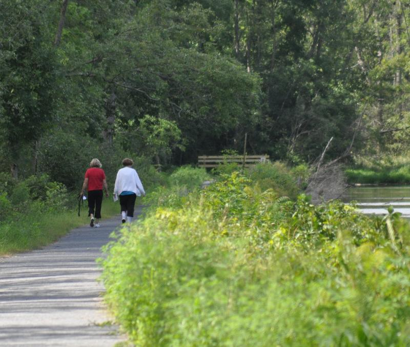 Champlain Canalway Trail