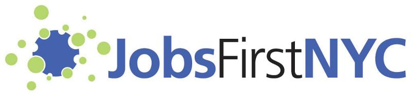Jobs first logo banner
