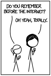 XKCD What If