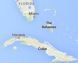 Cuba and Florida
