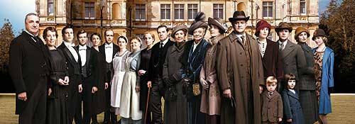 Masterpiece, Downton Abbey, Season 5