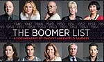 American Masters, The Boomer List