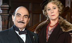 Agatha Christie's Poirot, Elephants Can Remember