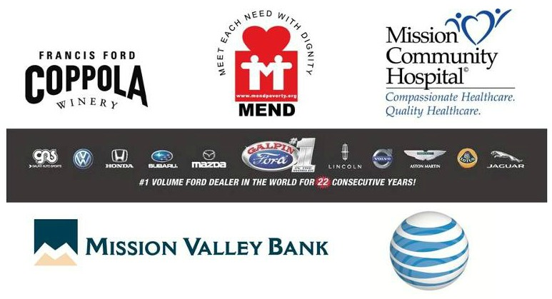 All-in for MEND Sponsors