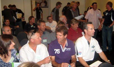 attendees at Perth Meeting april 2011