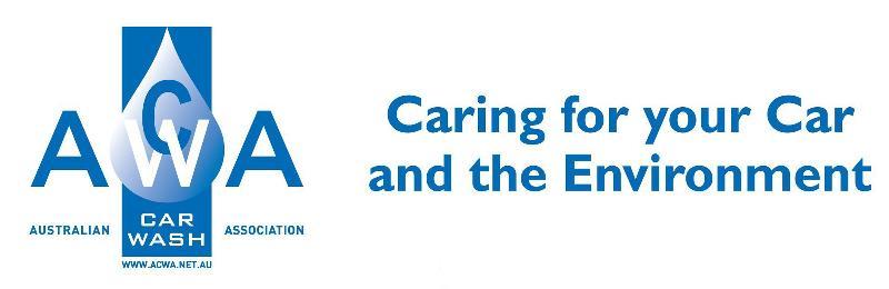 acwa logo and tag