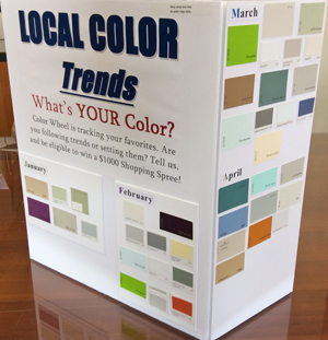 Local Color Trends