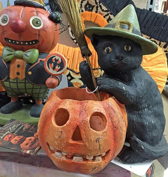 Halloween at Color Wheel