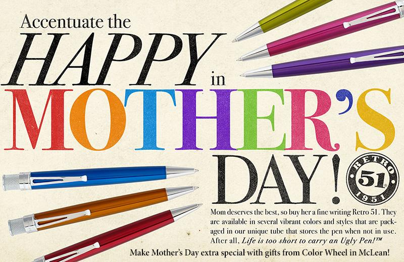 Retro 51 Pens for Mother's Day