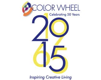 Color Wheel 50th Anniversary