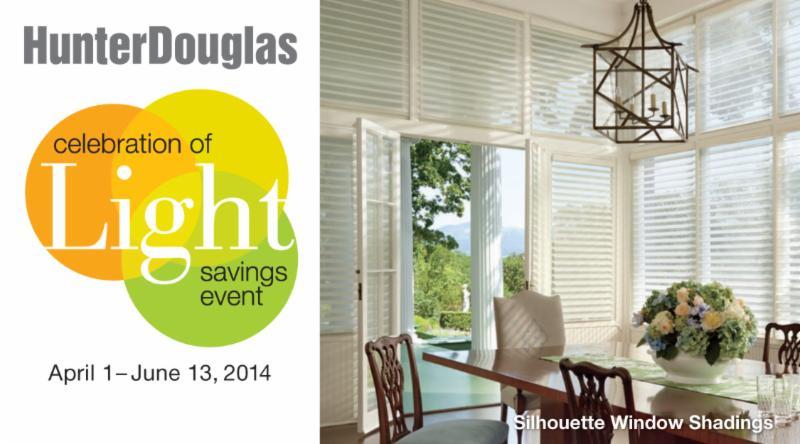 Hunter Douglas Celebration of Light
