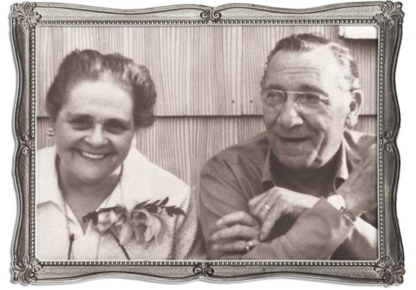Nellie and Earl Boswell