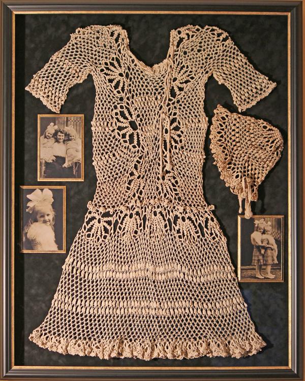 Ruth's Crochet Dress