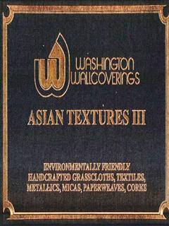 Washington Wallcoverings Asian Textures III