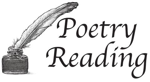 CWG65 Poetry Reading