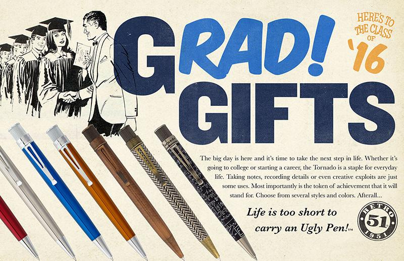 Retro 51 Graduation Gifts