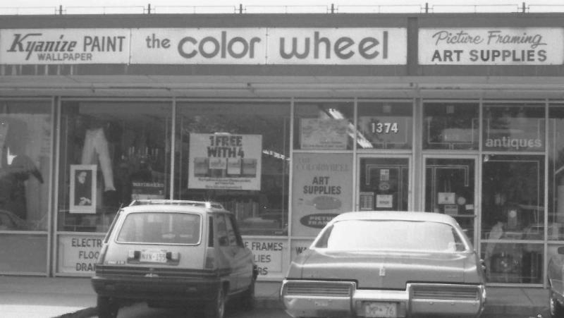 Color Wheel 1979