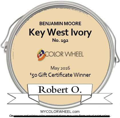 Key West Ivory No. 192