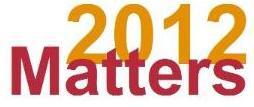 2012 MATTERS e-newsletter