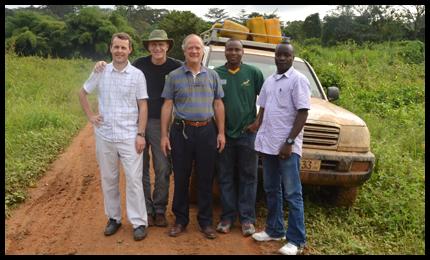 Sierra Leone volunteers